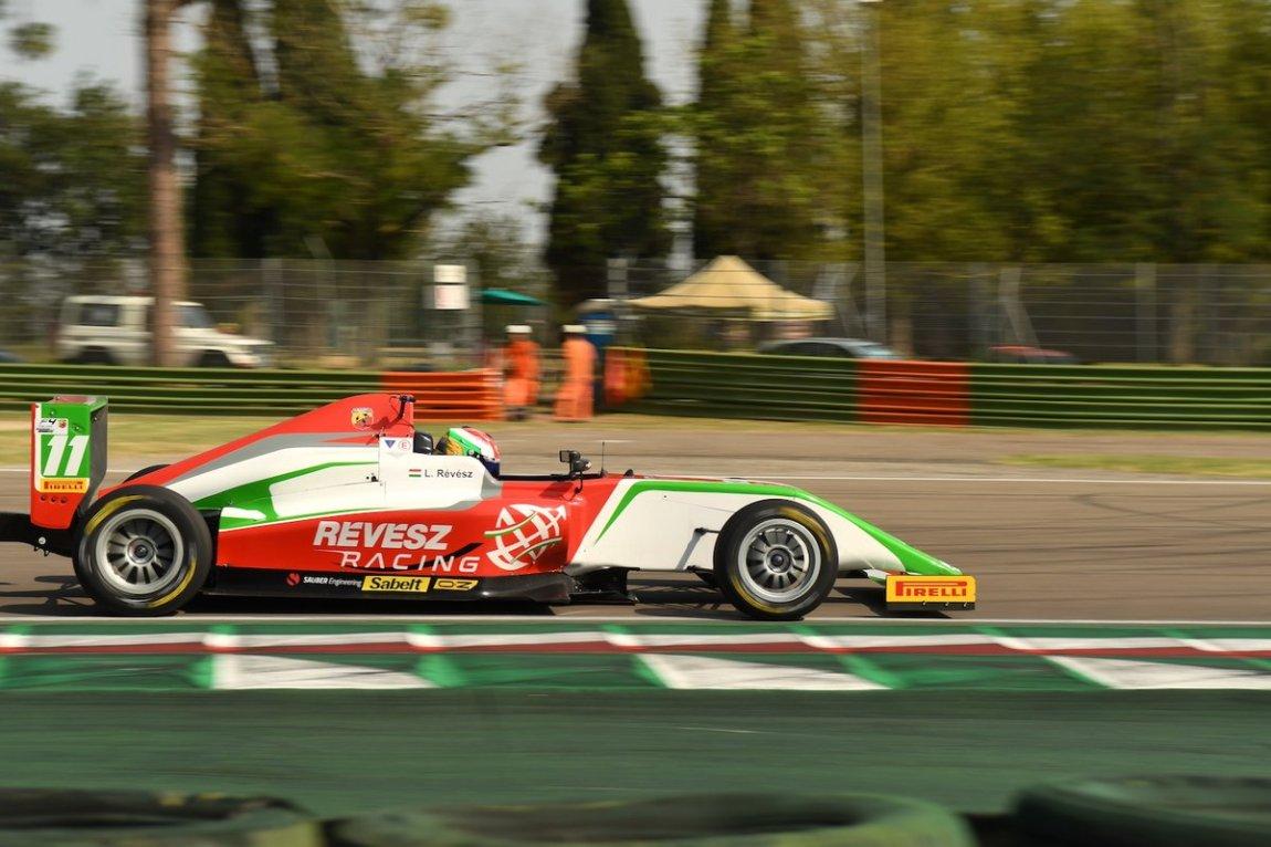 Levente Revesz, AKM Motorsport