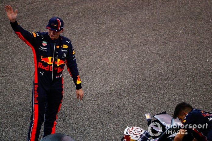 2º Max Verstappen, Red Bull Racing: 146 puntos (repite resultado desde 2016)