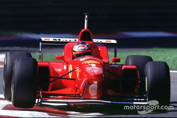 1996: Michael Schumacher, Ferrari F310