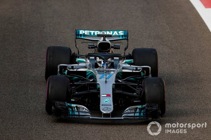 Mercedes AMG F1 W09 (2018)