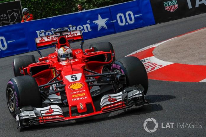 Ferrari SF70-H - 5 victorias