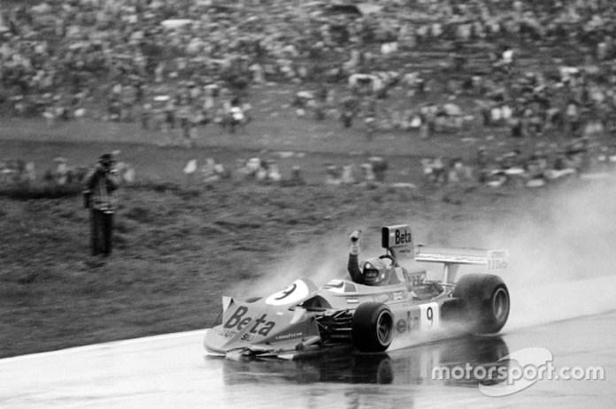 Austria 1975 - 57 minutos y 56 segundos