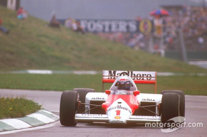 1986: McLaren-Porsche MP4/2C