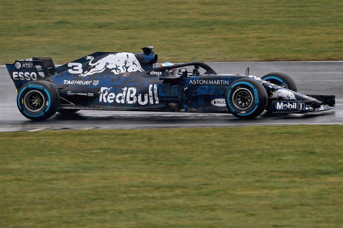 Red Bull Racing RB14 2018
