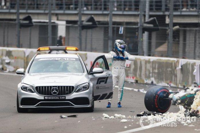 Valtteri Bottas - Calificación GP de México