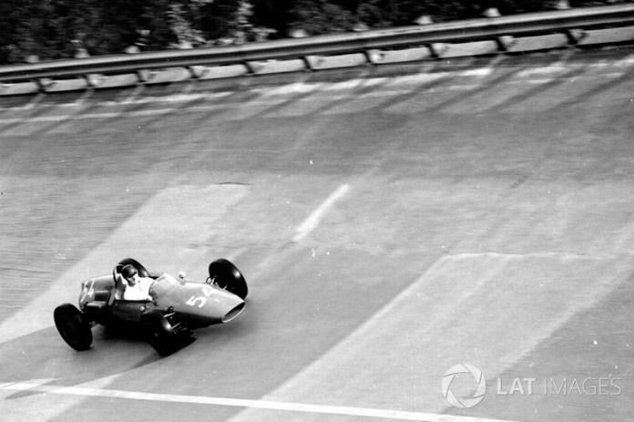 De Tomaso F1, motor Alfa Romeo L4 (1961)