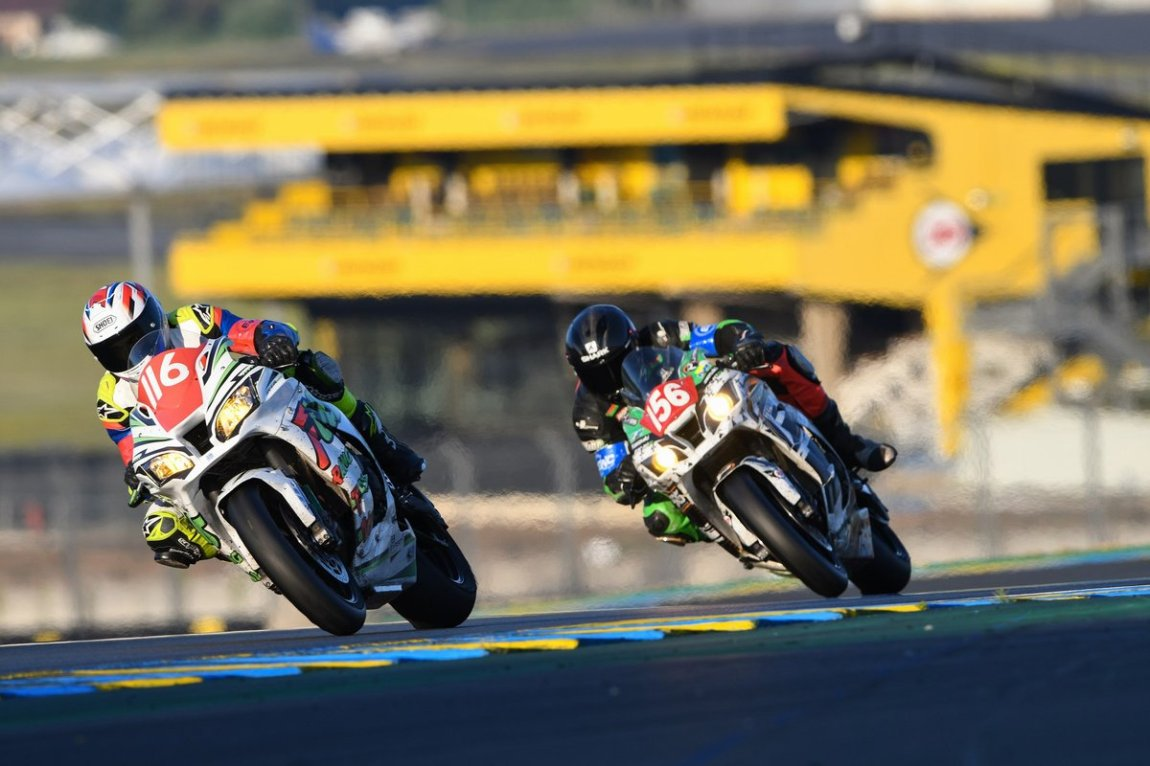 # 116 Kingtyre Fullgas Racing Team: Arnaud Dejean, David Henriques, Ludovic Hauser