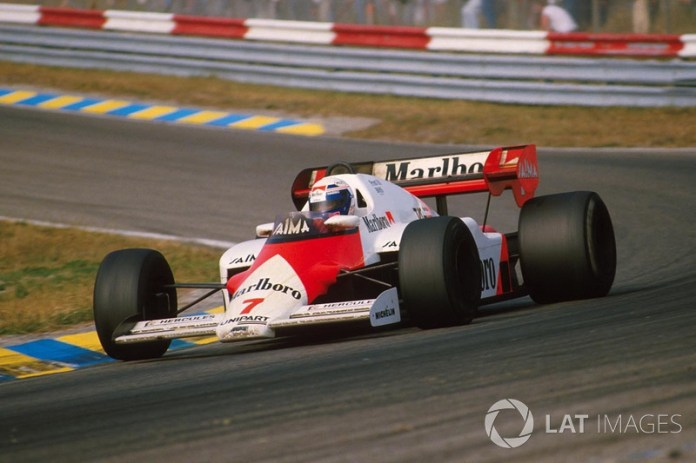 1984 - McLaren MP4/2