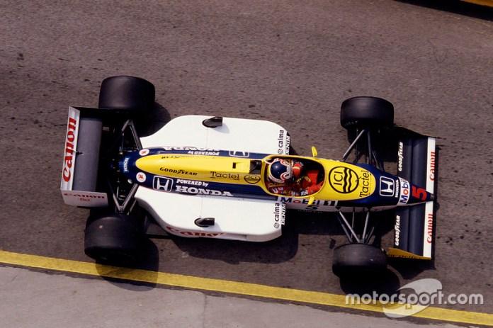 Williams FW11B (1987)