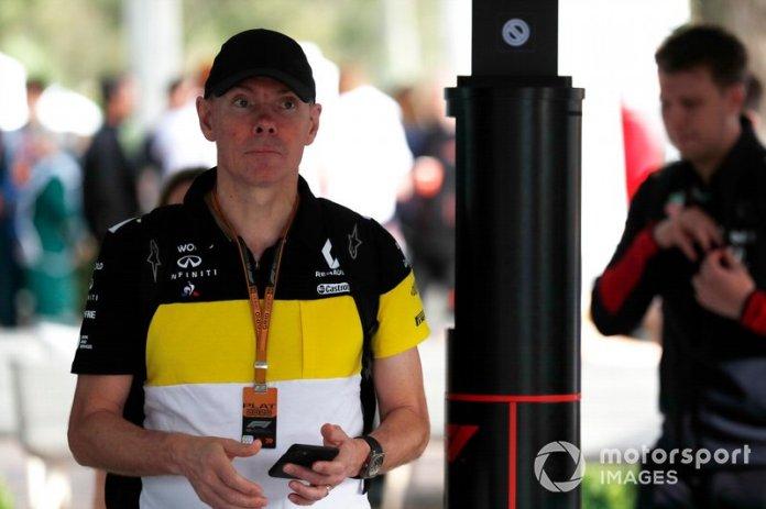 Alan Permane, Director Deportivo, Renault Sport F1 Team