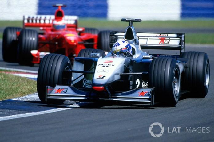 8: David Coulthard, 62