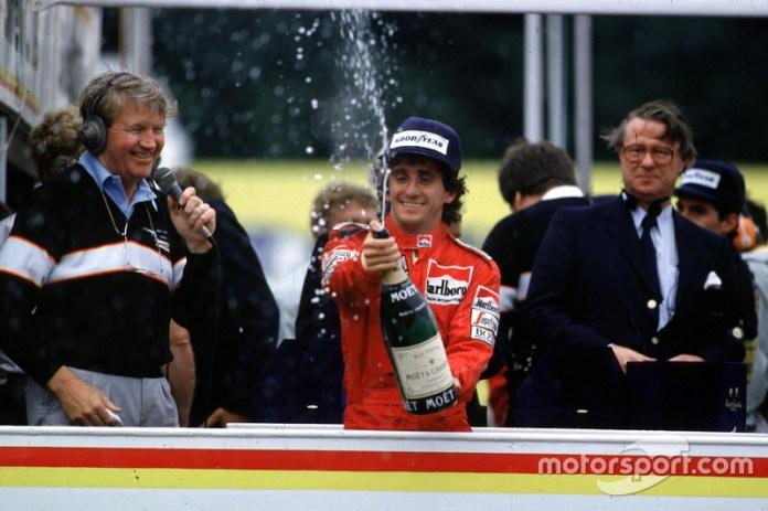 Alain Prost (1985, 1986, 1989, 1993)