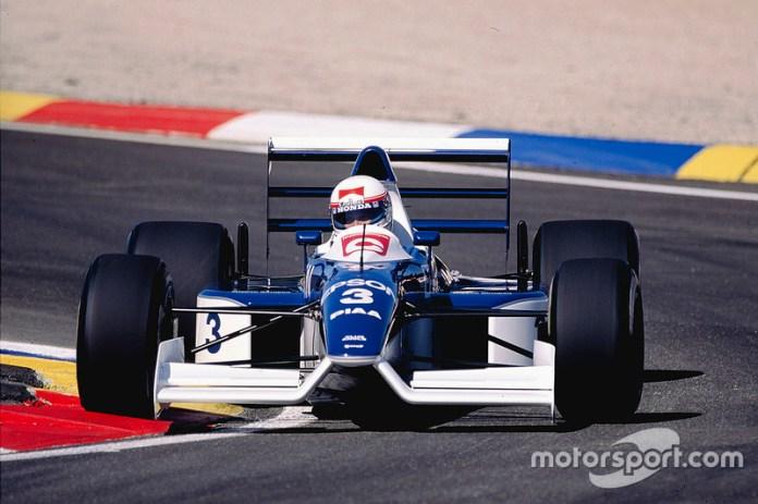 Tyrrell 019 (1990)