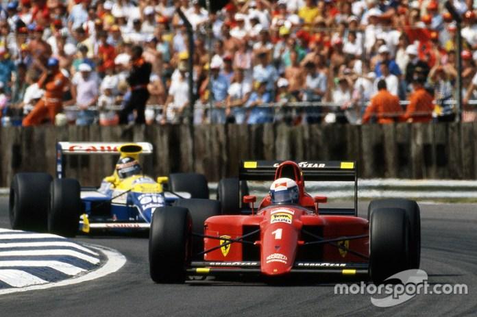 Ferrari 641 (1990)