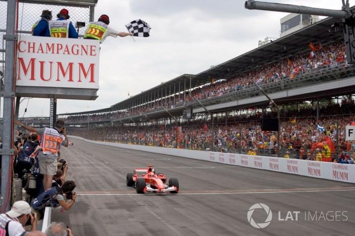 2005 Gran Premio de los Estados Unidos