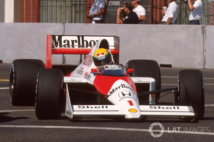 1989: McLaren-Honda MP4/5