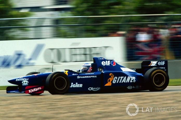 Ligier JS41 (1995)