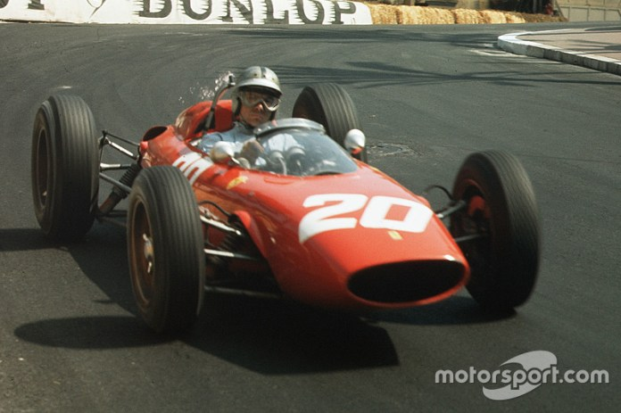 1963: Ferrari Dino 156