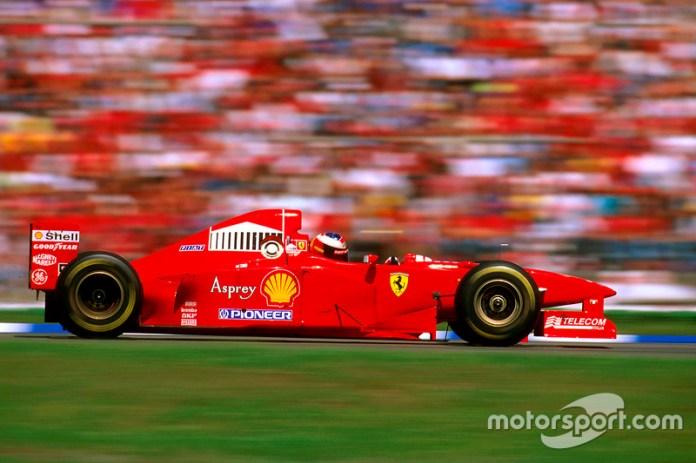 Ferrari F310B - 5 victorias