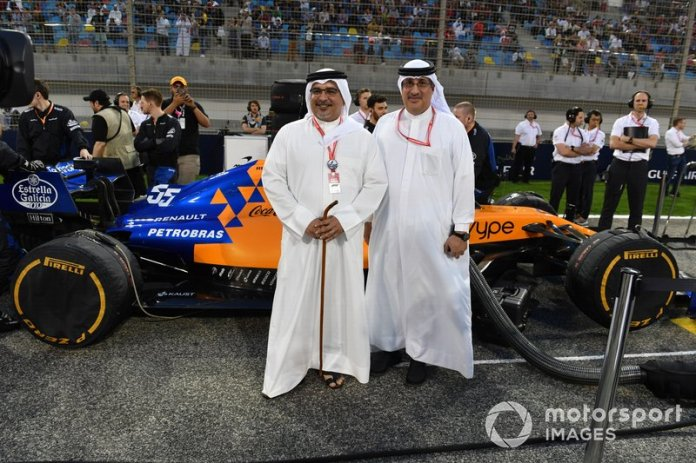 HRH Prince Salman bin Hamad Al Khalifa,