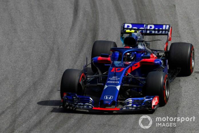 2018: Toro-Rosso-Honda STR13