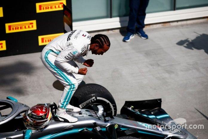 78 GP de Canadá 2019, Mercedes