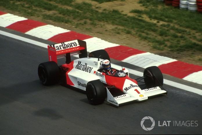1987: McLaren-Porsche MP4/3