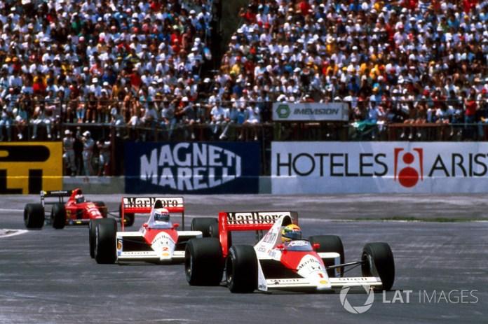 1989 GP de México