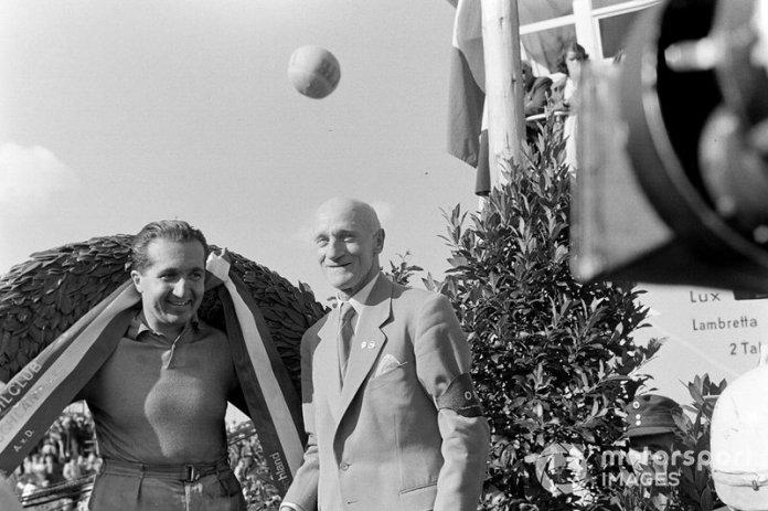 Campeón del Mundo en 1952