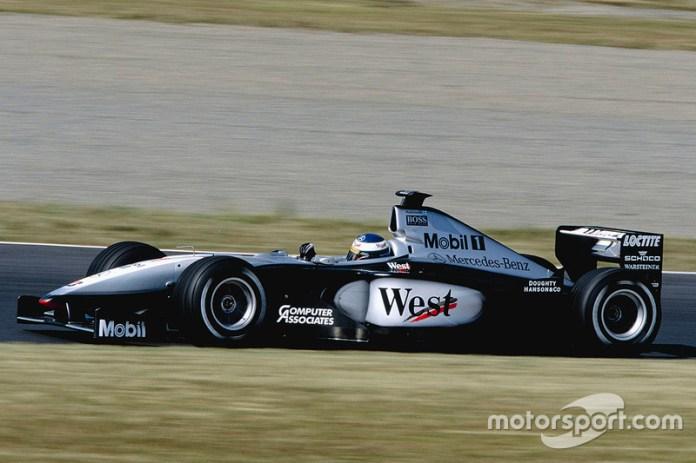 McLaren MP4/14 (1999)