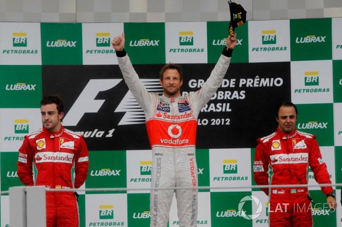 McLaren es el equipo que más ha ganado en Brasil, en 12 oportunidades, seguido por Ferrari, con 11. La última vez que el equipo británico ganó fue en 2012, con Jenson Button.