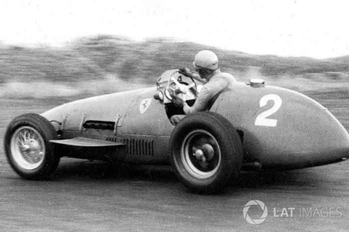 Ferrari 500 - 14 victorias