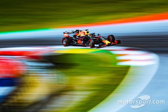 Max Verstappen, GP de Austria