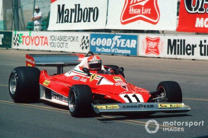 Ferrari 312T2 - 8 victorias