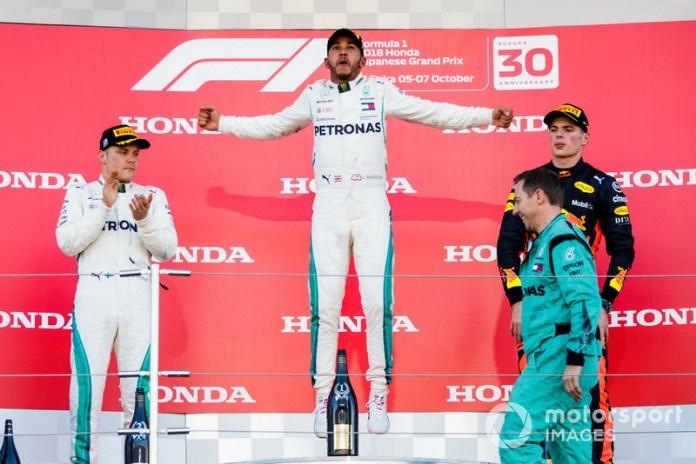 Pero Lewis Hamilton puede igualar el registro del alemán este año, ya que lleva allí cinco victorias: 2007, 2014, 2015, 2017 y 2018.