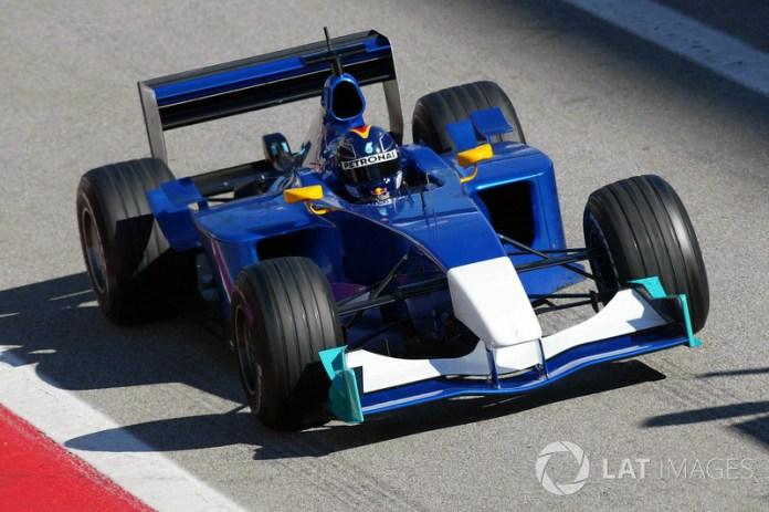 Sauber 2003