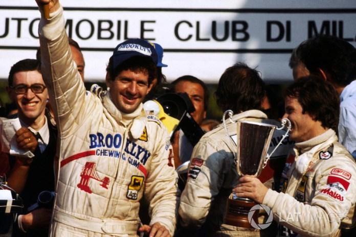Jody Scheckter (3 victorias)