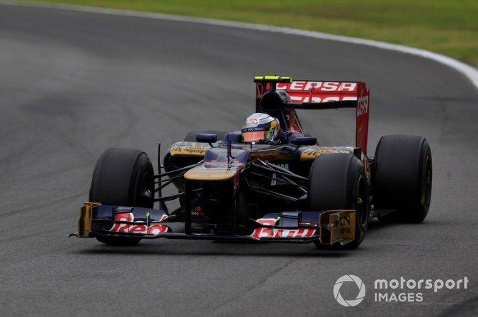 2012: Toro-Rosso-Ferrari STR7