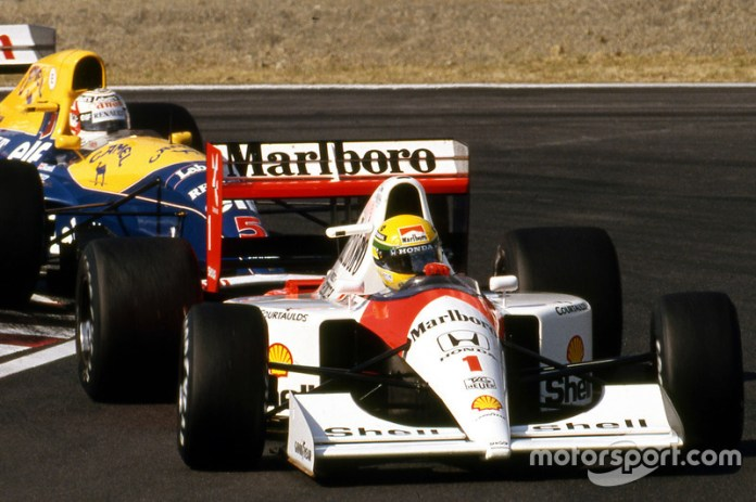 McLaren MP4/6 (1991)