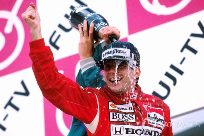 Sin embargo, Suzuka fue el lugar donde Ayrton Senna ganó sus tres títulos.