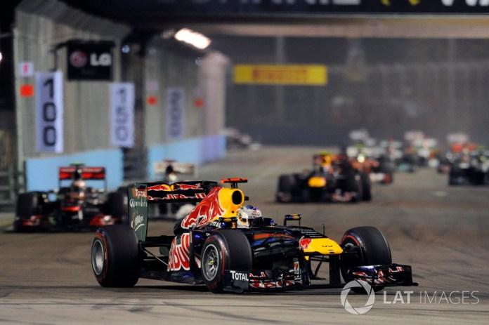 GP de Singapur 2011