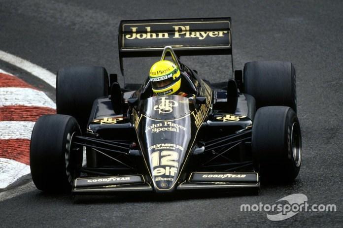 1985 GP de Bélgica