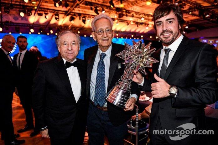 Fernando Alonso, Jean Todt, presidente de la FIA