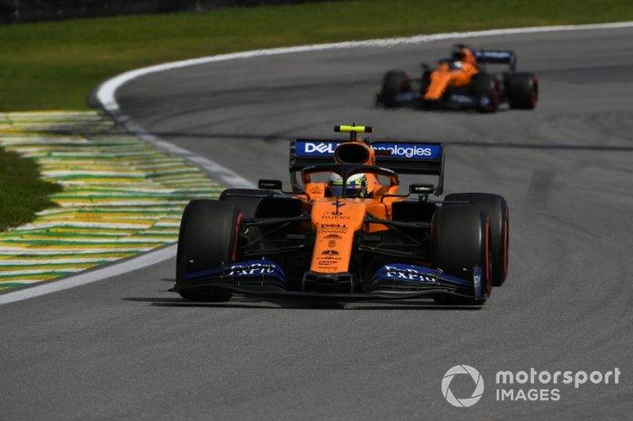 Sainz Vs. Norris en el mano a mano de los sábados de McLaren