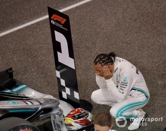 6 GP de Abu Dhabi 2019