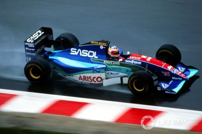 74: Rubens Barrichello, Jordan