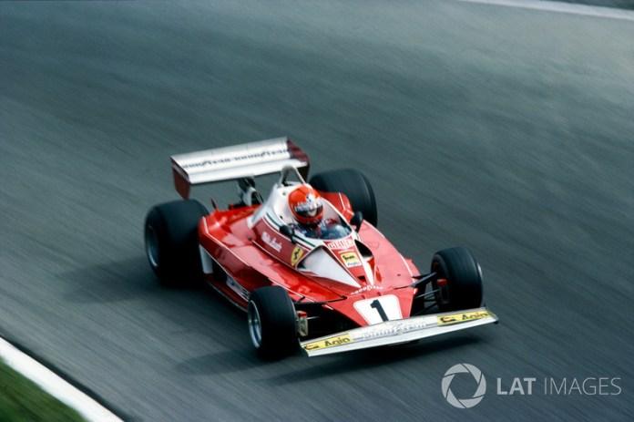 1976-1978: Ferrari 312T2