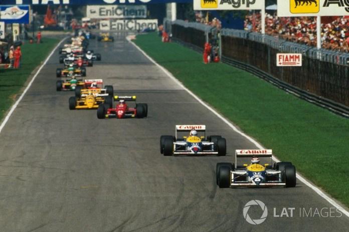 Italia 1987 - 1 hora, 14 minutos y 47 segundos
