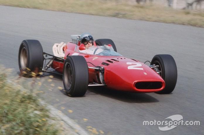 1966: Ferrari 312