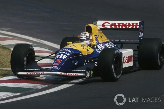 1992: Williams-Renault FW14B